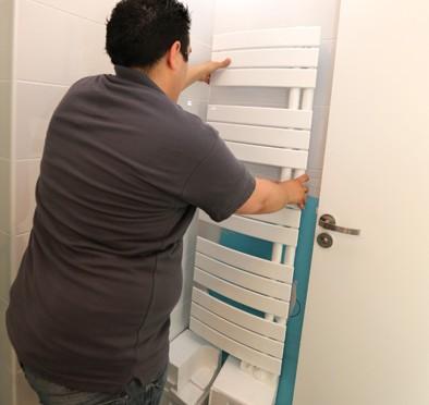 Choisir et installer un radiateur sèche-serviettes électrique