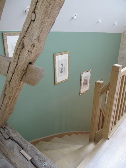 16 vue de l 39 escalier decorer sa for Maison de l escalier