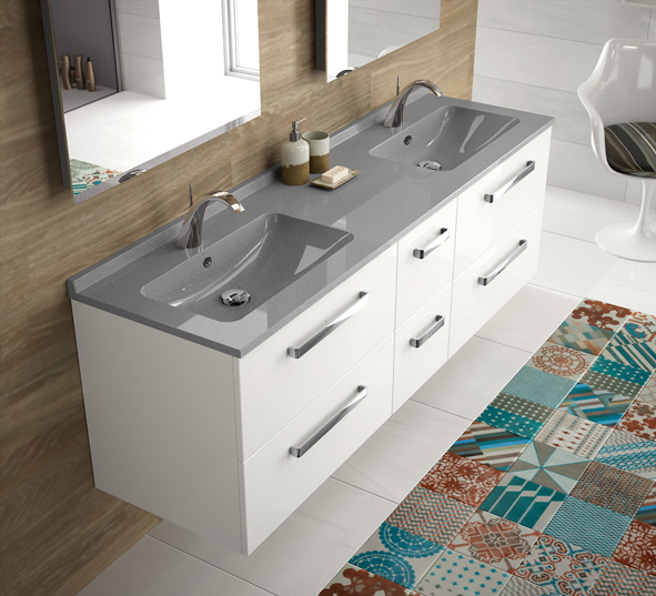 Nouveau concept de salle de bains chez ambiance bain decorer sa - Nouveau concept meuble ...