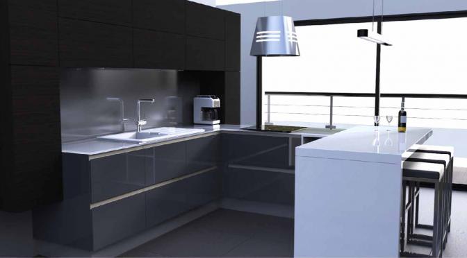 lapeyre poignee cuisine trendy poignes meubles de cuisine fresh cuisine changer couleur meuble. Black Bedroom Furniture Sets. Home Design Ideas