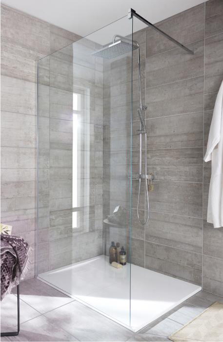 salle de bain douche italienne lapeyre