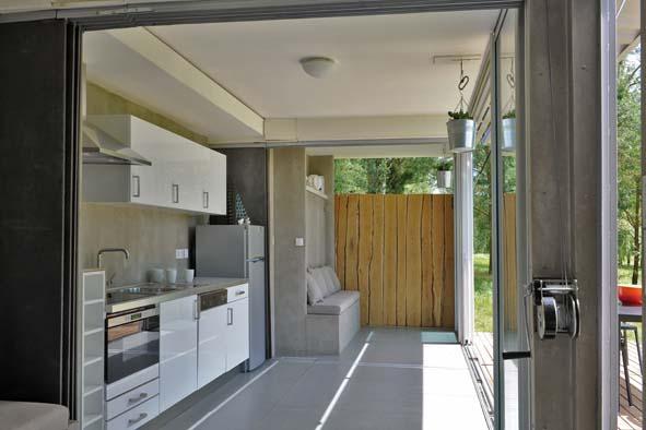 terrasse fermee decorer sa. Black Bedroom Furniture Sets. Home Design Ideas