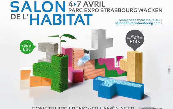 Strasbourg decorer sa for Salon de l habitat brive