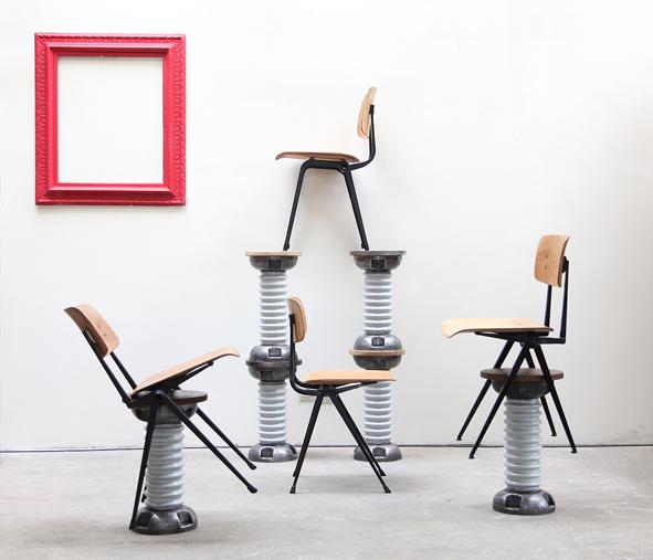Le design hollandais s 39 expose l 39 atelier 154 decorer sa - Atelier 154 ...