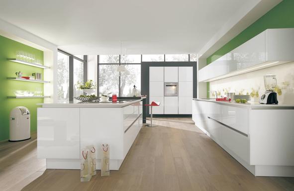 Aviva 2014 blanc et bois reviennent en force decorer - Avis sur cuisine aviva ...