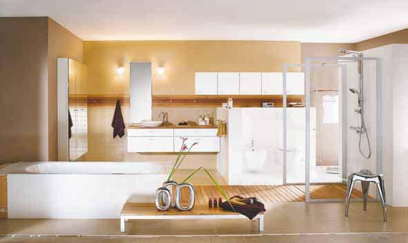 Osez le bois dans votre salle de bains !