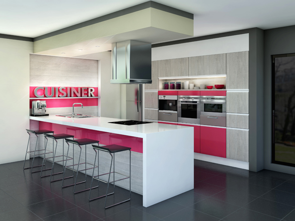Simple testez de chez vous le simulateur de cuisine d ud for Logiciel 3d cuisine gratuit francais