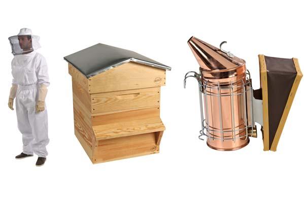 installer une ruche dans son jardin decorer sa. Black Bedroom Furniture Sets. Home Design Ideas