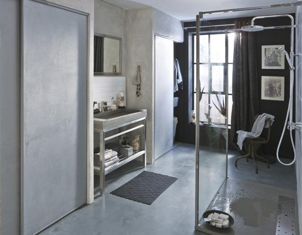 Carrelage Noir Joint Noir: T palm et notre maison basse energie ...
