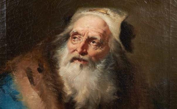 Un tableau de Giambattista Tiepolo aux enchères