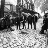Fanton Entrepots de Bercy - Octobre 1974