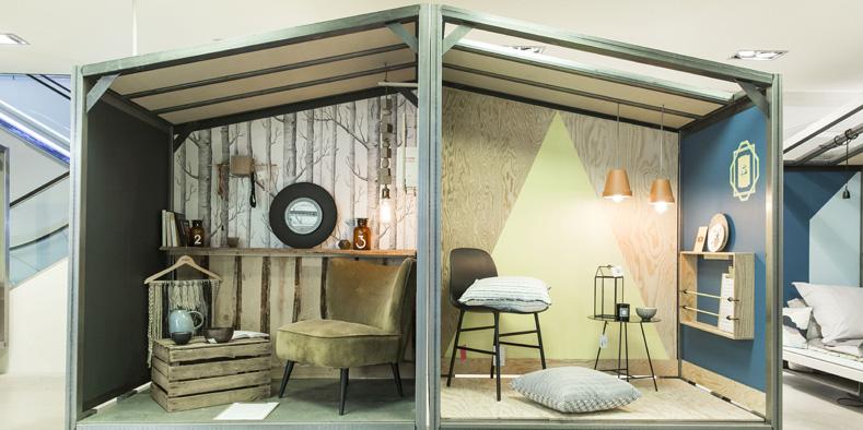 BHV Marais : Nouvel espace du2019inspiration du brico-du00e9co - Decorer-sa ...