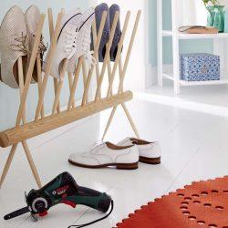 Comment fabriquer un range chaussures