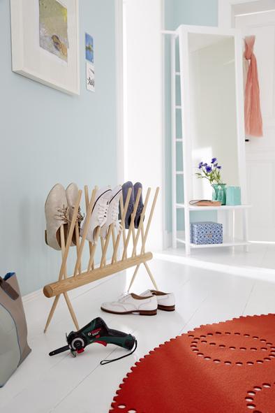 fabriquer range chaussure id e inspirante pour la conception de la maison. Black Bedroom Furniture Sets. Home Design Ideas