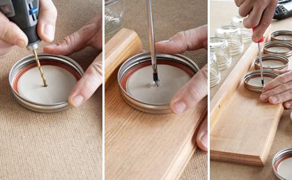 Fabriquer une tag re pices decorer sa - Fabriquer une etagere a epices ...