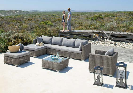 Bien choisir son salon de jardin decorer sa for Decorer son salon en gris