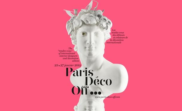 5ème Paris Déco Off du 23 au 27 janvier 2014