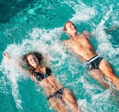 Entretien piscine : Softswim Multi un tout-en-un sans chlore