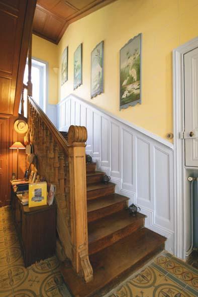 loire atlantique tout le charme d une demeure l ancienne decorer sa. Black Bedroom Furniture Sets. Home Design Ideas