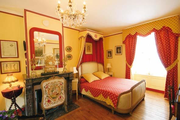 le ch teau de la montchevalleraie decorer sa. Black Bedroom Furniture Sets. Home Design Ideas
