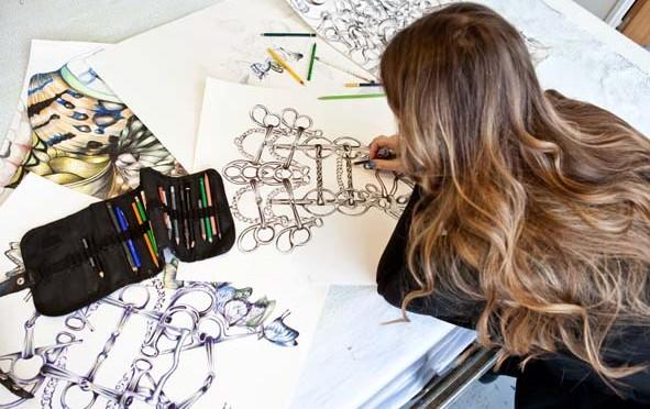 Concours de Design textile  : Appel au vote !