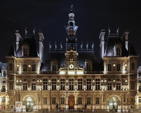 Le patrimoine historique, architectural et artistique de l'Hôtel de Ville