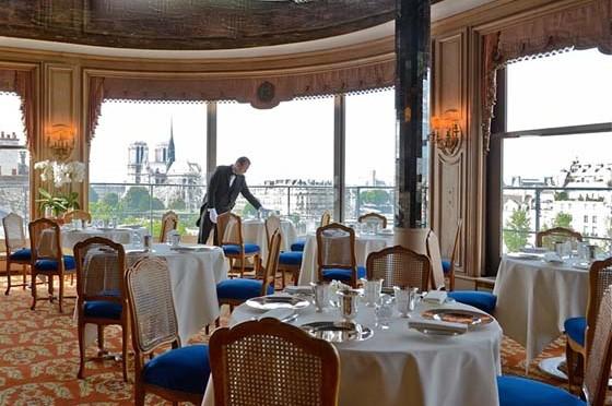 La Tour d'Argent : le restaurant le plus romantique au monde