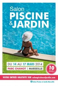 Salon Piscine et Jardin Marseille 2014