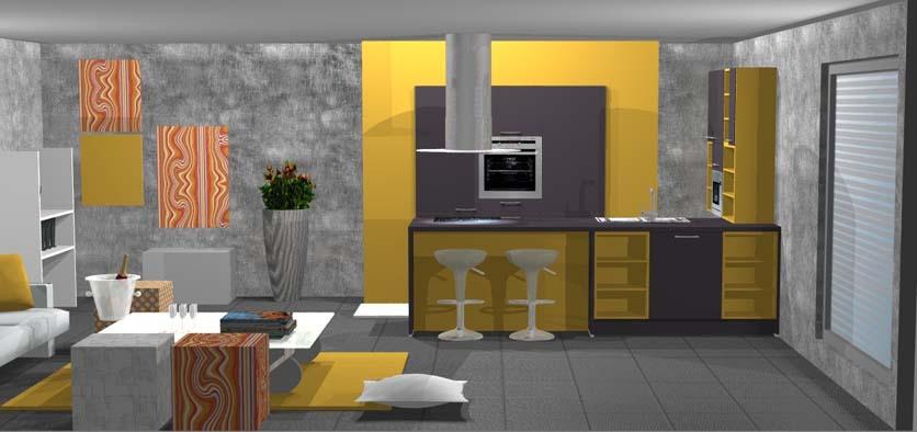 Votre Future Cuisine Grâce Au Studio 3D Ixina ! - Decorer-Sa-Maison.Fr
