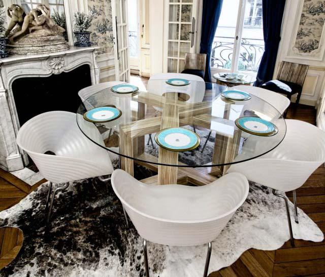 des meubles aux formes monolithes et hybrides decorer sa. Black Bedroom Furniture Sets. Home Design Ideas
