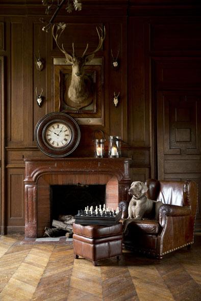 chapp e romantique au c ur des manoirs anglais decorer sa. Black Bedroom Furniture Sets. Home Design Ideas