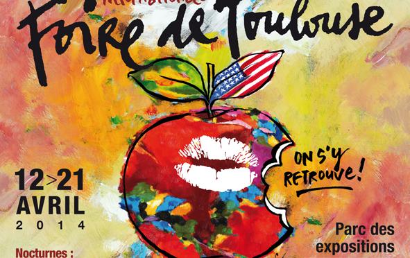 Foire Internationale de Toulouse du 12 au 21 avril 2014