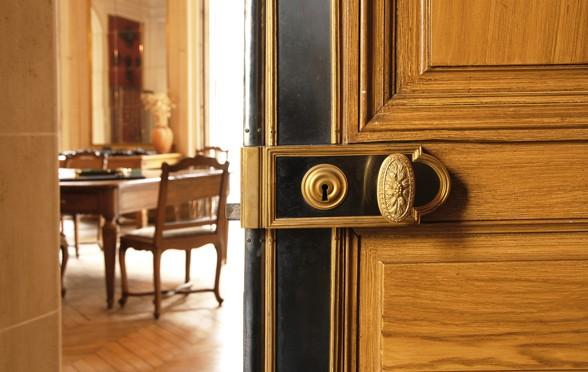 La serrurerie décorative : L'élégance du détail