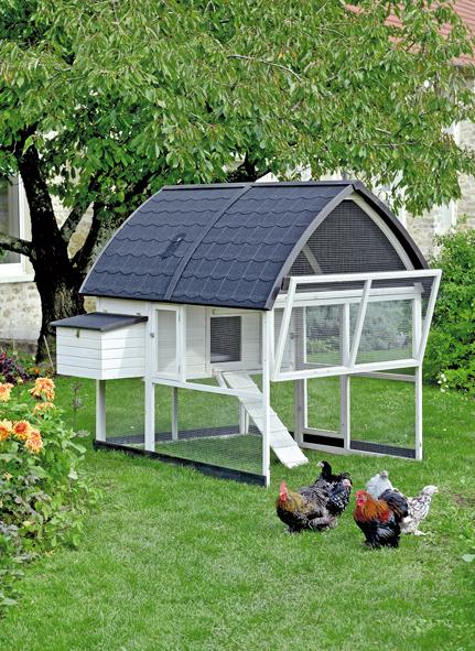 K hutte confort decorer sa for Truffaut abri de jardin