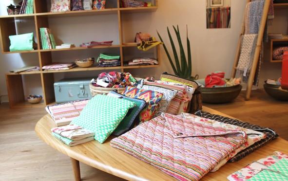 Jamini ouvre sa 1ère boutique