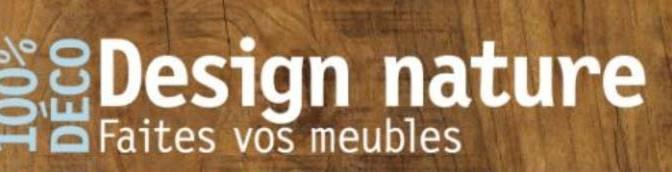 Design nature, pour créer un mobilier naturel