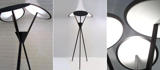 Albedo lamp by Arro Studio