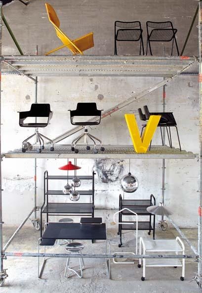le vintage investit habitat r publique decorer sa. Black Bedroom Furniture Sets. Home Design Ideas