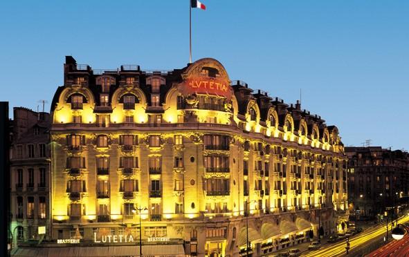 L'Hôtel Lutetia vend une partie de ses collections