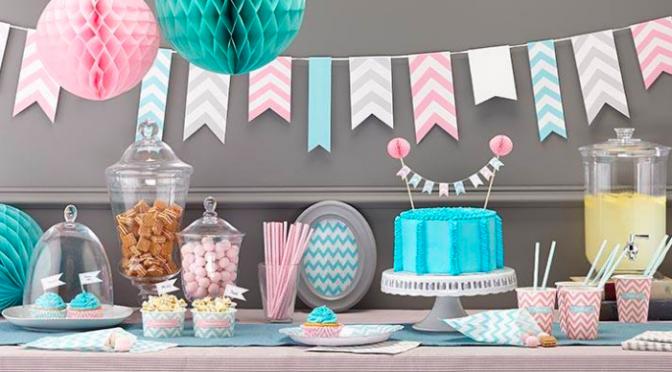 Tout pour organiser anniversaire et baby shower
