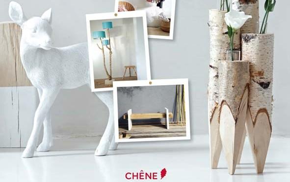 Faites vos meubles avec des matières de la nature