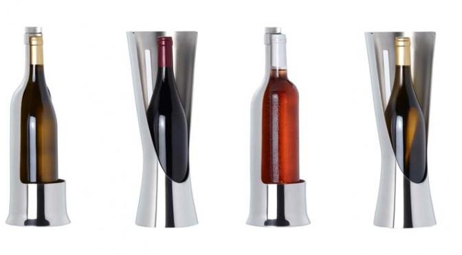 Rafraîchissez vos vins avec élégance