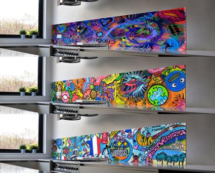 Faites entrer l'art dans votre cuisine