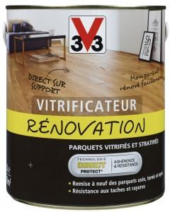 V33 Vitrificateur Rénovation, Incolore satin