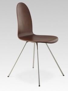 Maison_M_Tongue Chair_noyer