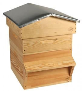 Installer une ruche dans son jardin decorer sa - Avoir une ruche dans son jardin ...