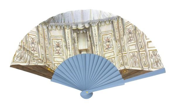 Des éventails inspirés d'objets d'art XVIIIème
