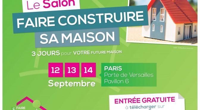 Salon Faire Construire sa Maison 2014