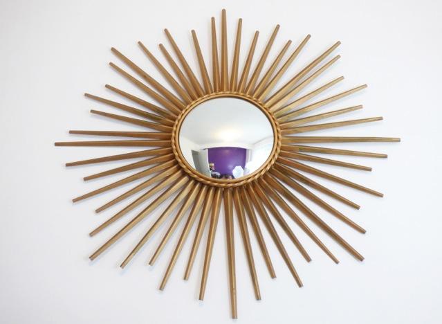 Miroir Soleil Maison Du Monde La Vie En Gris Souris Et Maisons Du