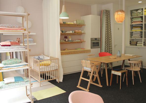 Lab. ouvre sa boutique à Paris